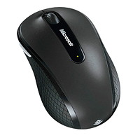 Souris sans fil BlueTrack Wireless Mobile 4000 Microsoft, noir
