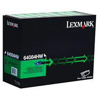 Lexmark High Yield Factory Reconditioned Print Cartridge (64084HW)