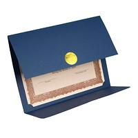 St. James Elite Medallion Fold Certificate Holder