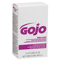 Gojo NXT Deluxe Lotion Hand Soap with Moisturizers, 2,000 mL, 4/CS
