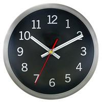 Horloge murale ronde Timekeeper