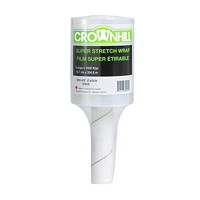 Crownhill Super Stretch Handheld Pallet Wrap