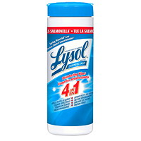 Lysol 4-In-1 Disinfecting Wipes