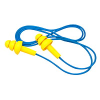 3M E-A-R UltraFit Corded Ear Plugs