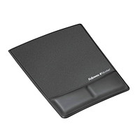 Fellowes Professional Series Mouse Pad/Wrist Rest