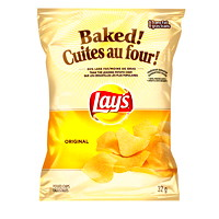 Baked! Snack Chips, Lay's Original, 32 g, 40/CT