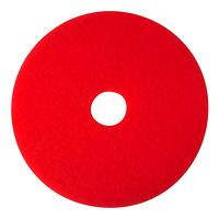 Tampons de lustrage 5100 3M, rouge, 20po, caisse de 5