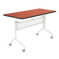 Plateau de table rectangulaire Impromptu Safco