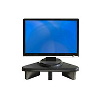 DAC Height-Adjustable Corner Monitor Stand