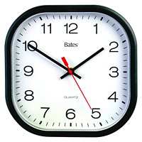 GBC Bates Thinline Quartz Wall Clock