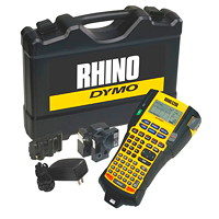 DYMO Rhino 5200 Professional Portable Label Maker and Kit