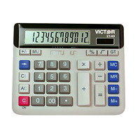 Victor 12-Digit Desktop Calculator