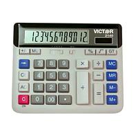 Calculatrice de bureau Victor, 12 chiffres
