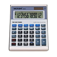 Victor 12-Digit Executive Desktop Calculator