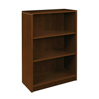 HDL 3-Shelf Evening Zen Bookcase