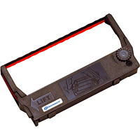 Dataproducts Epson ERC-23 Black/Red Compatible Printer Ribbon