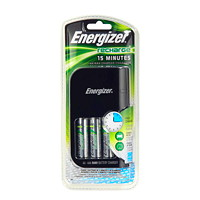 Energizer 15-Minute Rechargeable Battery Charger