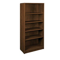 HDL 5-Shelf Evening Zen Bookcase