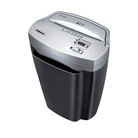 Fellowes Powershred W-11C Cross-Cut Shredder