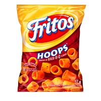 Fritos Bar-B-Q Hoops Corn Chips