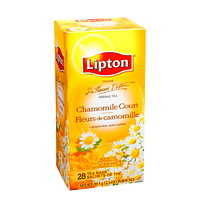 Lipton Chamomile Court Herbal Tea