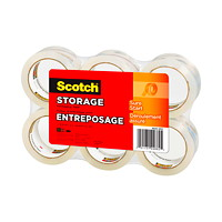 Scotch Storage Packaging Tape with Sure Start Technology
