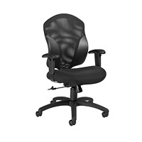 Global Tye Mesh Tilter Chair