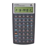 Calculatrice financière 170 fonctions 10BII+ HP