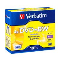 Verbatim DVD+RW