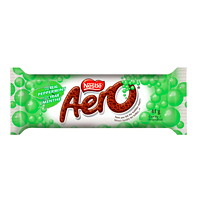 Nestlé Aero Peppermint Chocolate Bars, 41 g, 24/BX