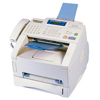 Brother FAX-4100E Mono Laser Fax Machine