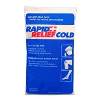 Compresse froide instantanée Rapid Relief