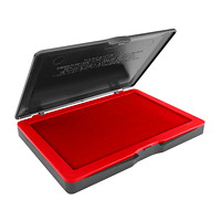 Trodat Microcell Red Ink Stamp Pad