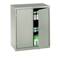 Global Economy Steel Storage Cupboard