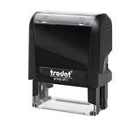 Trodat Printy 4911 Climate Neutral Self-Inking Stamp