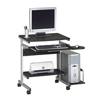 Mayline Eastwinds Portrait Desk Cart