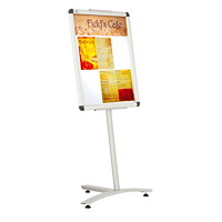 Quartet Improv Clip-Frame Pedestal Sign