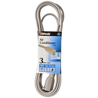 Woods Air Conditioner Extension Cord