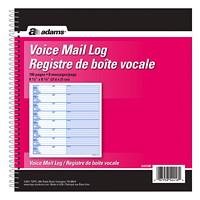 Registre de boîte vocale Adams