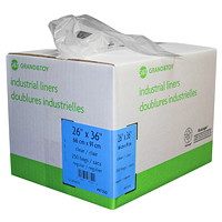 Grand & Toy Industrial Garbage Bags