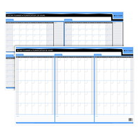 Day-Timer 90-Day/120-Day Bilingual Flexible Planner