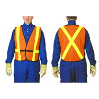 North Safety Visibility Vest