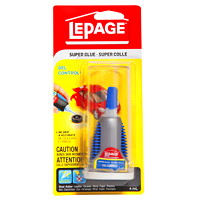 Super colle en gel Easy Squeeze LePage, 4 ml