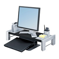 Fellowes Professional Series Flat-Panel Workstation