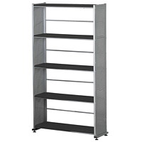 Mayline Accent Bookcase