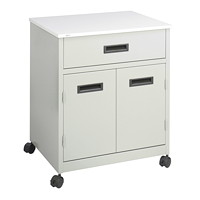 Safco Machine Stand With Drawer