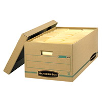Boîtes d'archivage Enviro/Stor 24 po Bankers Box