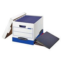 Bankers Box BINDERBOX Storage Boxes