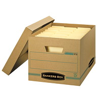Boîte d'archivage Enviro/Stor Bankers Box