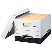Bankers Box FastFold R-Kive Storage Box